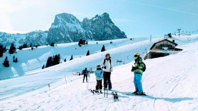 Skiareál Breitenberg