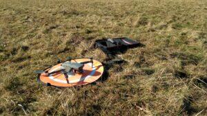 Landing podložka