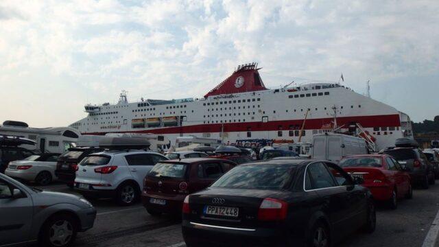 přístav Ancona
